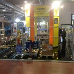 Mecspe 2015 Visual Management Segnaletica orizzontale Ergonomia Lean Production