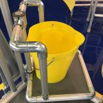 Particolare Cleaning Station